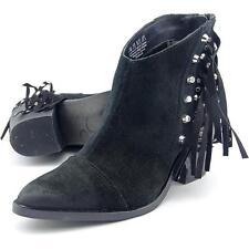 Fergie Bennie Women US 5 Black Ankle Boot