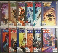 Ultimate X-Men #1,2,3,4,5,6,7,8,9,10,11,12 SET Marvel 1st Print 9.0 or better