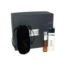 BADGLEY MISCHKA  Women Parfum Perfume Purse Spray + Refill / Velvet Gift Set NIB