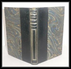 1929, Hoffmann, Mlle de Scudéry & Salvator Rosa, ex. n° - illustré par Salvat