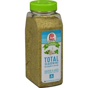 Casero Total Seasoning, 26 oz Free Shipping