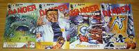 John Byrne's Danger Unlimited #1-4 VF/NM complete series dark horse comics 2 3