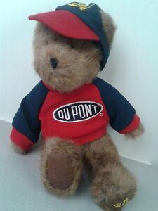 NASCAR #24 Jeff Gordon Boyd's bear with Dupont shirt and hat - NWT