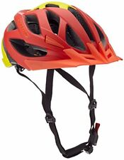Cratoni Fahrradhelm Miuro Red/Yellow Matt, 58-62 cm