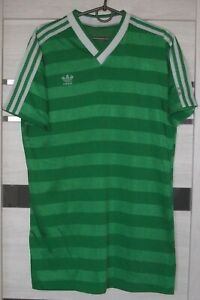 Adidas vintage 80's Germany Style 1980-1984 Rare Football Shirt Jersey trikot