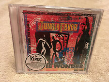 Jungle Fever by Stevie Wonder Music from Movie Motown CD 91 Univeral Playgraded