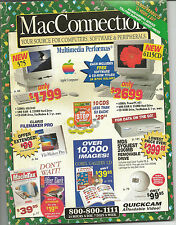 """ITHistory (1995) Catalog: MACCONNECTION """"Source Computers Software Peripherals"""