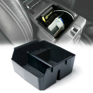Xprite Center Console Armrest Storage Box for 2011-2018 Jeep Wrangler JK/JKU