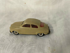 Tekno of Denmark Saab 96 Cream 827 Vintage 1960's Classic 2 Door Coup Diecast