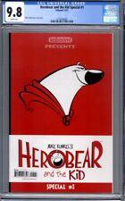 Herobear and the Kid Special #1  (2013)  Mike Kunkel  1st Print CGC 9.8