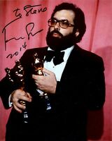 ✍️To Steve FRANCIS FORD COPPOLA Hand Signed Photo 8x10 Color Authentic Autograph