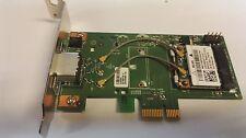 DELL 10YN9 - Wireless PCI-E Adapter Card Low Profile with WIFI Card (1JKGC)