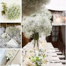 Artificial Babys Breath Gypsophila Silk Flowers Wedding Party Bouquet Home Decor