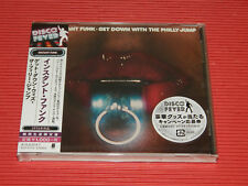 2018 Disco Fever 40 INSTANT FUNK Get Down With The Philly Jump  JAPAN CD