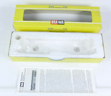 BRAWA LEERKARTON 0432 Diesellok BR 229 100-3 DR Leerverpackung OVP empty box H0