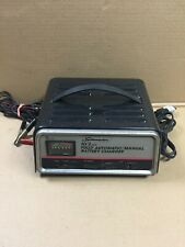 Vintage Schumacher 12V Fully Automatic / Manual 10/2 Amp Battery Charger SE-50MA