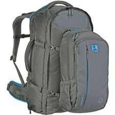 Vango Freedom 80+20 Backpack (Grey/Blue)