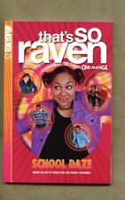 GN/TPB That's So Raven Volume 1 School Daze 2004 nm- 9.2 / TokyoPop Cine-Magic