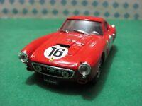 """FERRARI 250 SWB 3000cc. coupè pininFarina """"Le Mans 1961 """" - 1/43 Bang 7078"""