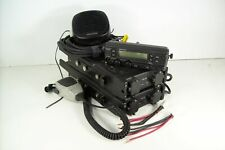 Lot of 2 Kenwood TK-790H TK-890H VHF UHF 100W Transceiver w/ Control Head Tested