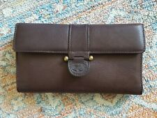 Fossil 100% Brown Leather Women's Wallet
