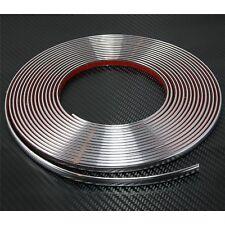 (1.2cm) 12mmx2m chrome styling moulage bande de garniture pour fiat 500 500L
