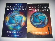 The magician's Workshop Volume One and Two Softback New
