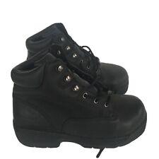 Hytest Waterproof Steel Toe Safety Boots New Size 9 Wide Width