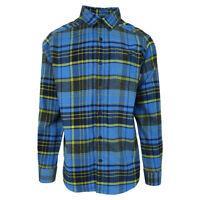 Retail $60 XL Columbia Men/'s Glacier Green Cornell Woods L//S Flannel