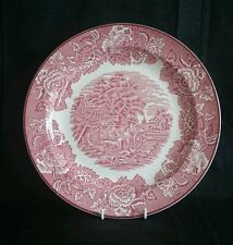 Dinner Plates 1920-1939 (Art Deco) Woods Ware Pottery
