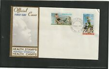 New Zealand 1970 Health FDC