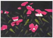 Kunstkarte: Alex Katz - White Impatiens 2