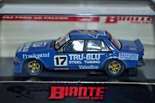 1:64 TRU BLU Ford XD Falcon #17 Dick Johnson 1982 ATCC Winner Biante Minicars