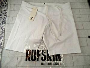 Rufskin GAGE SHORTS WHITE SIZE L