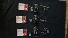 GI Joe Cobra Jungle B.A.T lot of 3 figures