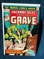 UNCANNY TALES FROM THE GRAVE 9 VF/NM OR BETTER HIGH GRADE GORGEOUS COVER GET IT!