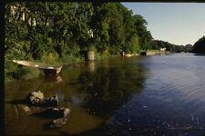 078077 la Aura Fiume Riva Turku A4 FOTO STAMPA