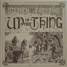 STEPHEN AND THE FARM BAND: Up In Your Thing LP Private Press Hippie Psych VG+