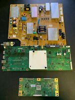 Sony XBR-55X800G Repair Kit Power Supply, Main Board, T-Con Board(A525)