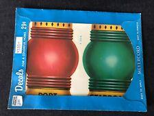 Vintage Meyercord Decals Port Starboard Lanterns Lights nos unused X 535-B
