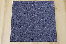 Moquette carrelage Diva 50x50 cm B1 Balta 553 Bleu C-s1