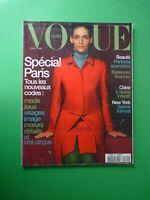 Vogue Paris Noviembre 1998 Revista #792 Noviembre Elisabet Davidsdottir Completo