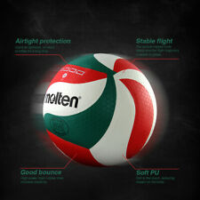 Molten Volleyball PU Ball V5 M5000 Soft Touch Official Size Outdoor Game Ball