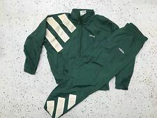 Vintage 90s Adidas Windbreaker Track Suit Mens Size Small Three Stripes Athletic