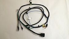 1963 Chevy Pickup Truck Engine Wiring Harness V8 with Factory Gauges 283 348 409