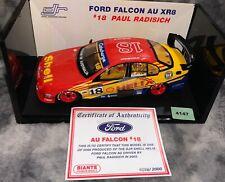 BIANTE 1/18 PAUL RADISICH #18 2002 FORD FALCON AU XR8 V8 DICK JOHNSON RACING DJR