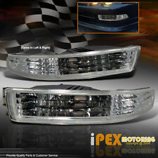 1994-1997 Acura Integra JDM Style Front Bumper Turn Signal Light Lamp FREE SHIP