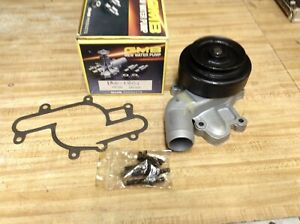 GMB Water Pump 130-1201 GM 4.3L Cadillac Chevrolet Buick 1982-1985