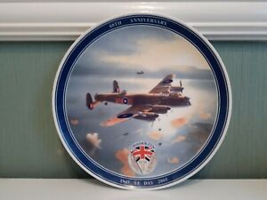 Wedgwood VE Day 60th Anniversary Commemorative Plate