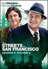 The Streets of San Francisco: Season 5 Volume 2 [New DVD] Full Frame, Subtitle